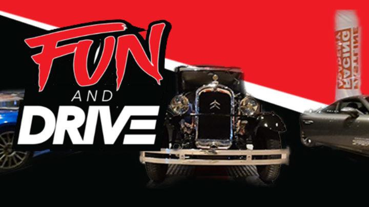 Fun and Drive Zbieramy nakaretke